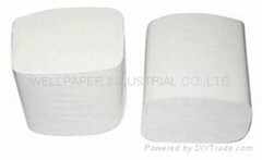 Bulk Pack Toilet Tissue/Interleaved Toilet Tissue/facial paper