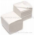 Bulk Pack Toilet Tissue/Interleaved Toilet Tissue/facial paper 2