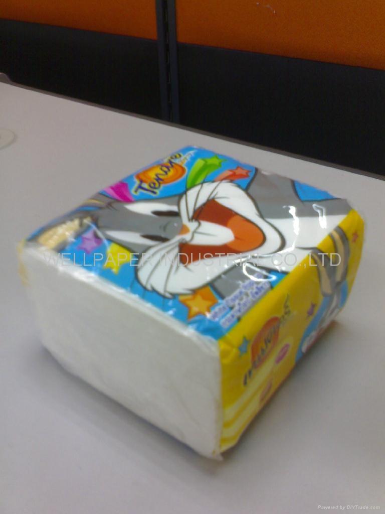 Facial Tissue Paper face paper facial tissue 3