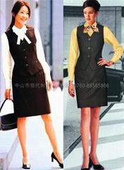 办公室女装制服
