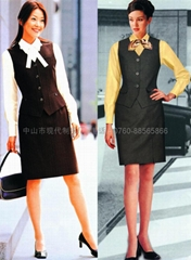 辦公室女裝制服