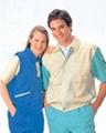 中山服裝廠家專業訂製車間工廠防護工作服統一形象工衣整體性套裝 1