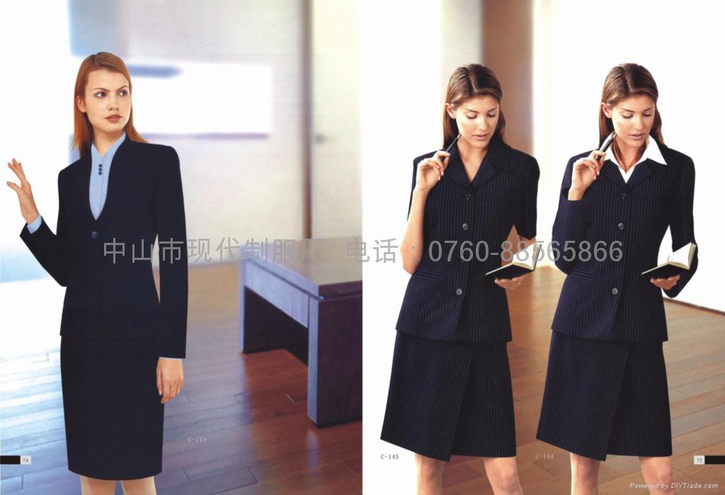 职业女套装 2