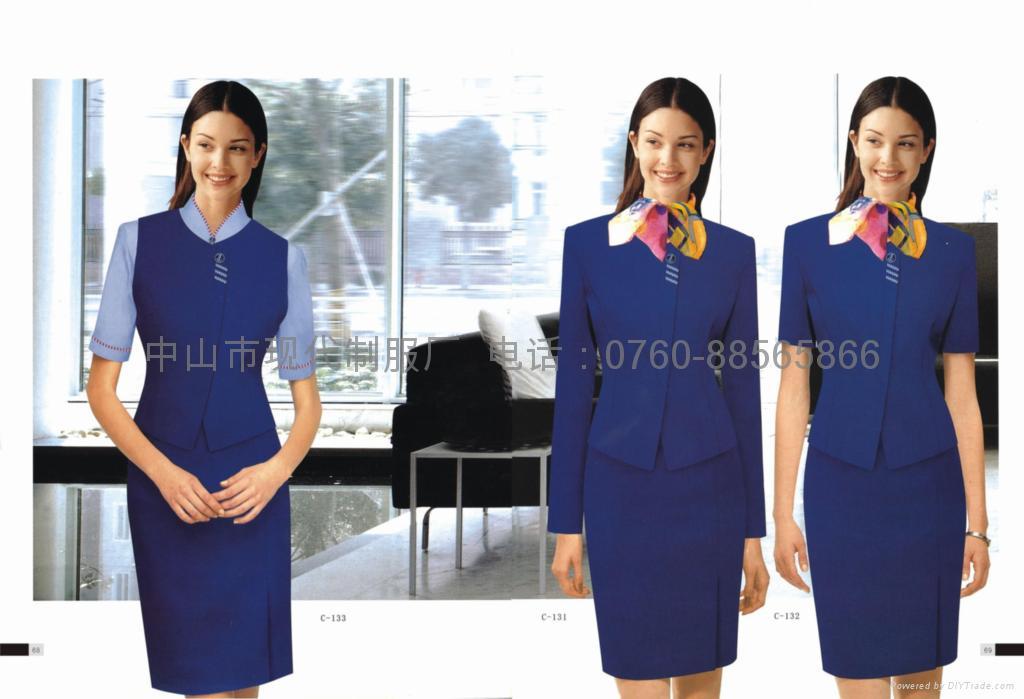 职业女套装 3
