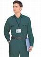 专业制服厂家定制上衣/套装男女夏季短袖汽修车间工厂工服工衣订做 3