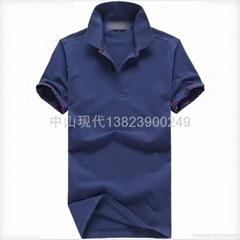 純棉男女工衣短袖T卹diy純色文化衫活動服廣告衫定製批發