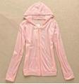服装工厂订做夏季防晒服装 女士防晒外套 外出防晒荧光布防护衣服 3