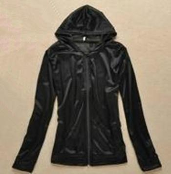 服装工厂订做夏季防晒服装 女士防晒外套 外出防晒荧光布防护衣服 4