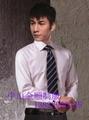 中山服装厂办公室制服衬衣 男女服装 办公室工作衬衫  工作衬衣服 3