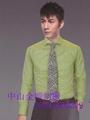 中山服装厂办公室制服衬衣 男女服装 办公室工作衬衫  工作衬衣服 4