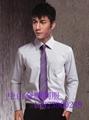 中山定做工作服 中山工衣 办公室行政衬衫订做 高级职员制服 4