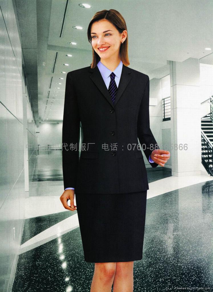 Executive western-style clothing  1