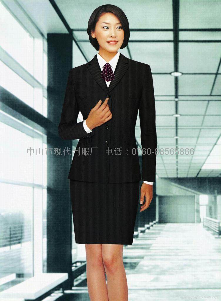 Executive western-style clothing  4