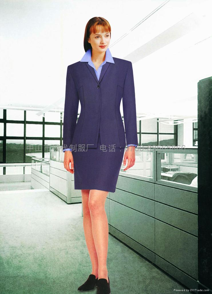 Executive western-style clothing
