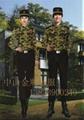 酒店制服 保安部门工作服装 安保执勤服 4