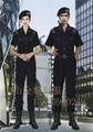 酒店制服 保安部门工作服装 安保执勤服 6