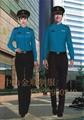 酒店制服 保安部门工作服装 安保执勤服 12