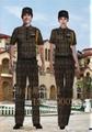 酒店制服 保安部门工作服装 安保执勤服 17