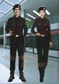 酒店制服 保安部门工作服装 安保执勤服 18