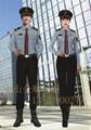 酒店制服 保安部门工作服装 安保执勤服 19