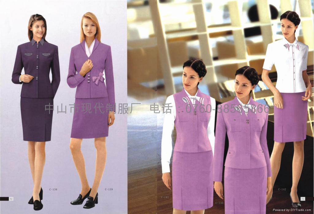 职业女套装 5