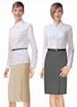 提供订制车间上衣/套装男女夏季短袖工厂服汽修服工程服工作工衣 5