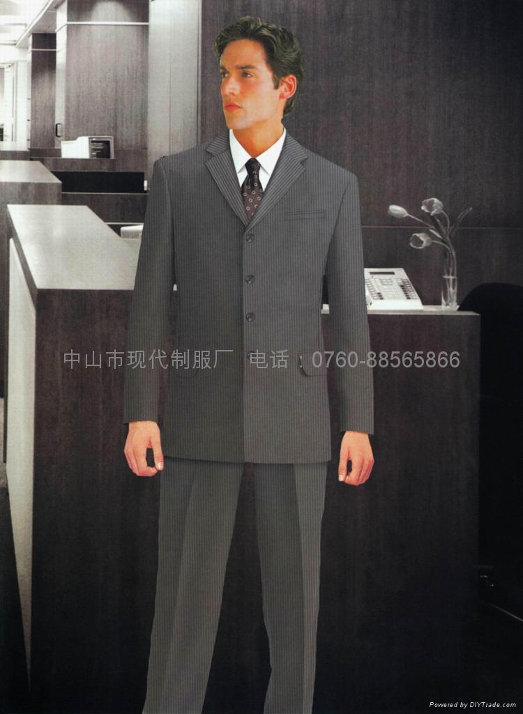Executive western-style clothing  5