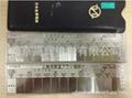 日本金屬電鑄標準塊平面用HA