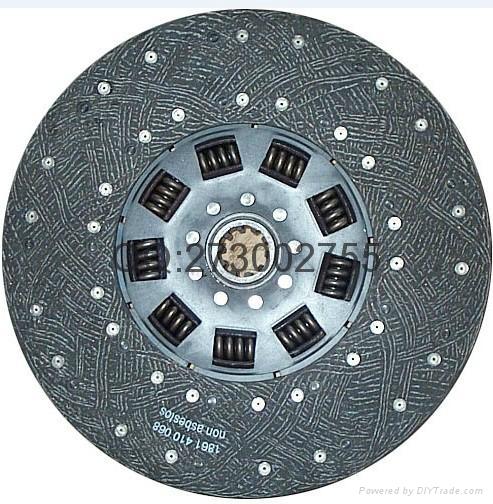 BENZ clutch  plate 4