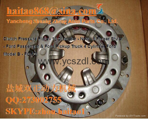 1930 Model 745 clutch and pressure plate - China