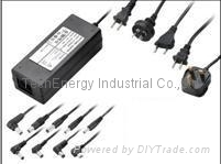 60 W series Desktop type switching power supply- black color