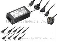 18 W series Desktop type switching power supply- black color