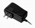 9W Black UL Universal AC/DC Adapter