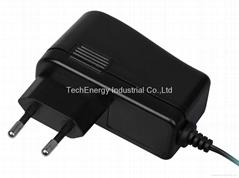 9W Black VDE Universal Power Adapter