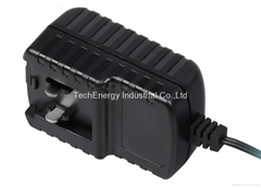 15W Interchangeable Series Universal AC/DC Adapter