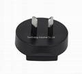 18W interchangeable series universal AC/DC adapter