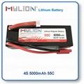 RC Lipo Battery 5000mAh 14.8V  55C For
