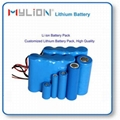 Rechargeable Lithium Battery 18650 &