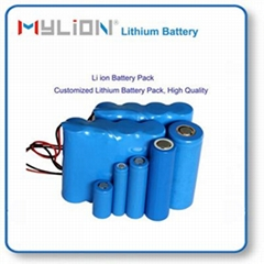 Rechargeable Lithium Battery 18650 & 26650 Single Cell Battery