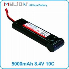 5000mah 8.4v nimh Battery Pack Series