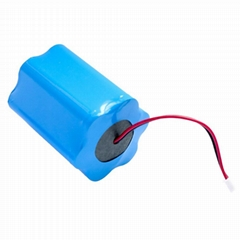 Lantern shape Rechargeable Lithium Battery pack 10.8v 4400mah