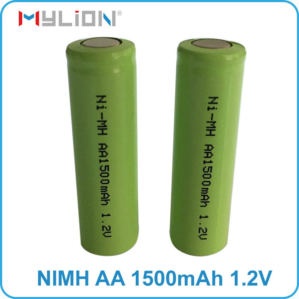 rechargeable nimh 1.2v 1500mah aa Battery 1