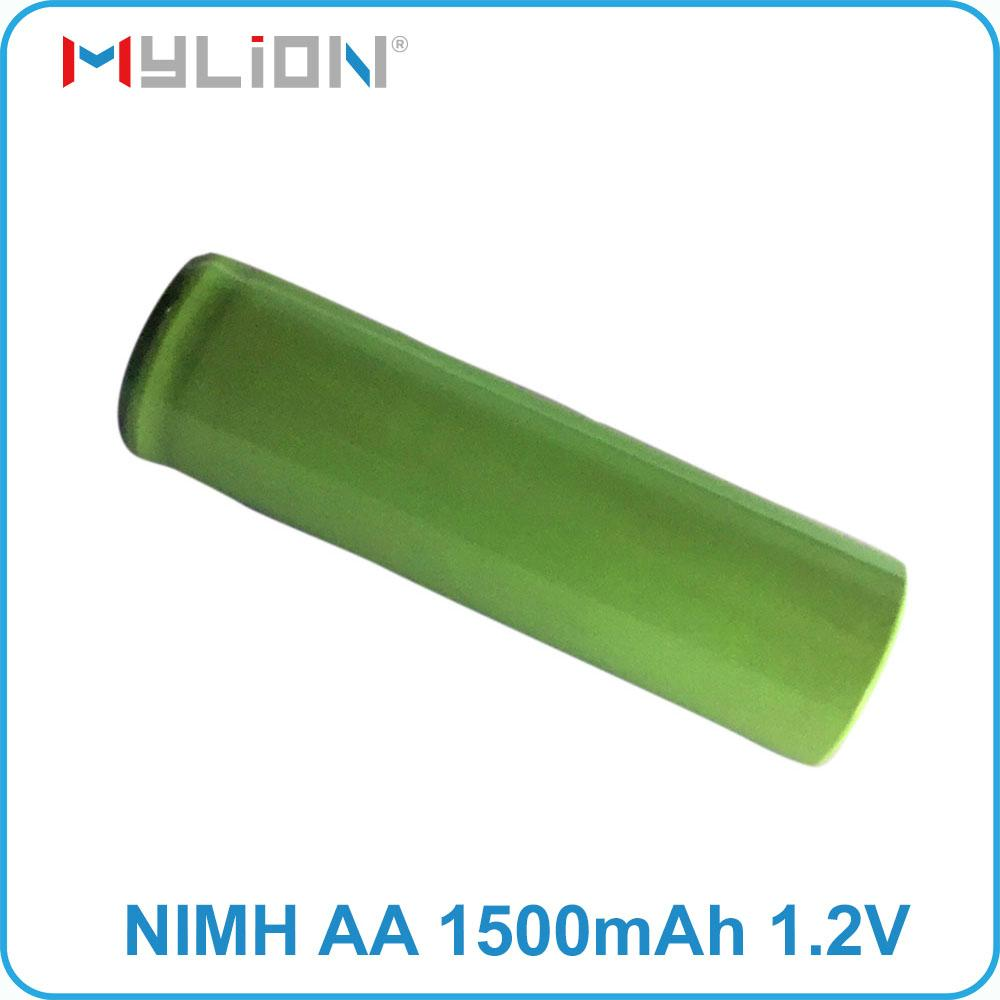 rechargeable nimh 1.2v 1500mah aa Battery 3