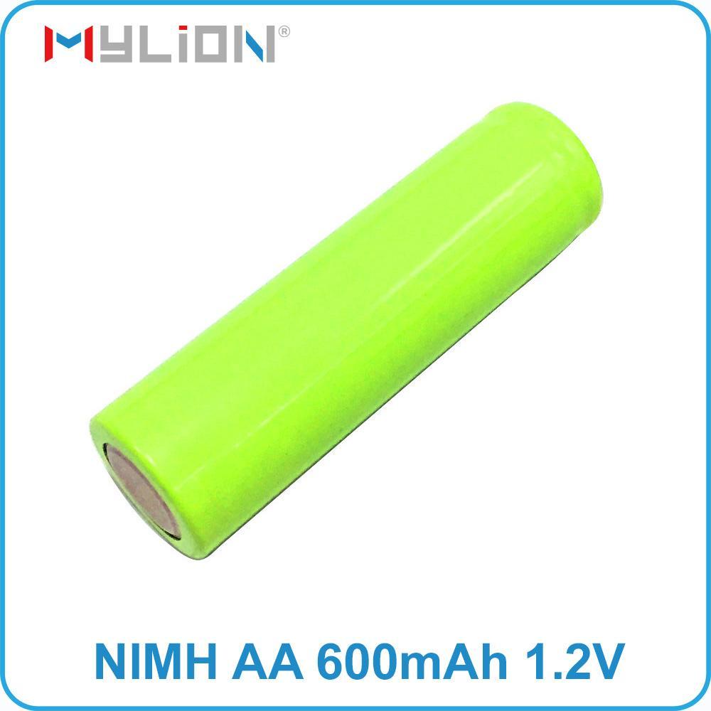 rechargeable nimh 1.2v 650mah aa Battery 5