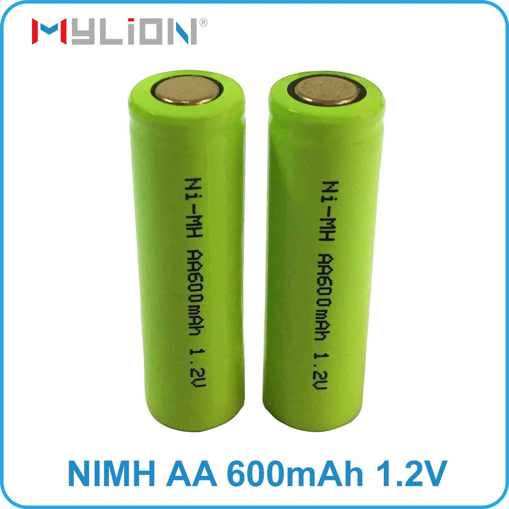 rechargeable nimh 600mah aa battery mylion china manufacturer battery storage. Black Bedroom Furniture Sets. Home Design Ideas