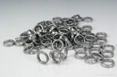 汽車空調水箱釬焊用藥芯鋁焊環