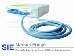 超小型便携式高亮度LED冷光源