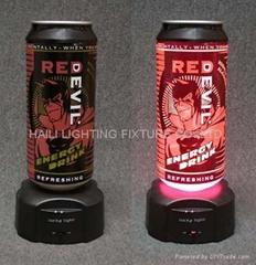 可樂瓶形閃電燈