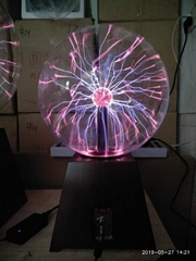 15 inch plasma ball with audio function