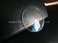 optical lenses -CR39 1.49 AR Blue UV400 Lens 1